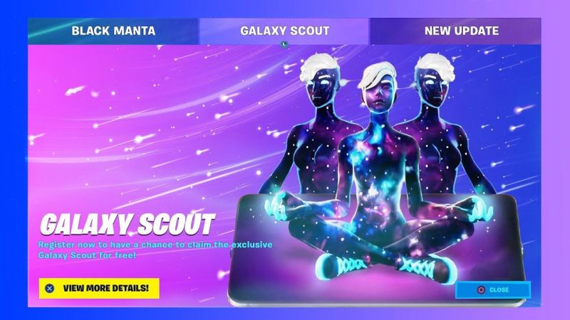 Fortnite Galaxy Cup by Samsung announced.