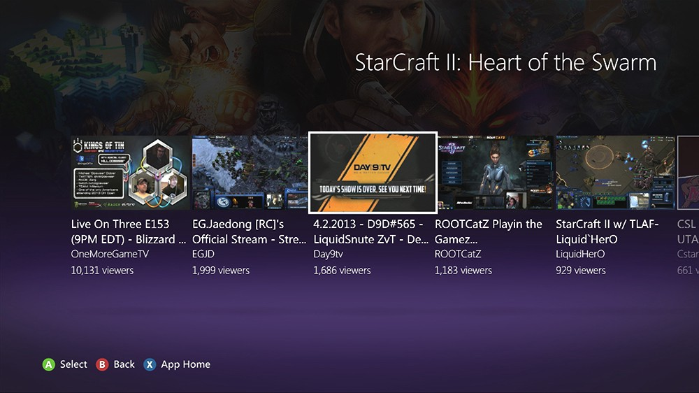 Announcing the Twitch App for Xbox 360 - Twitch Blog