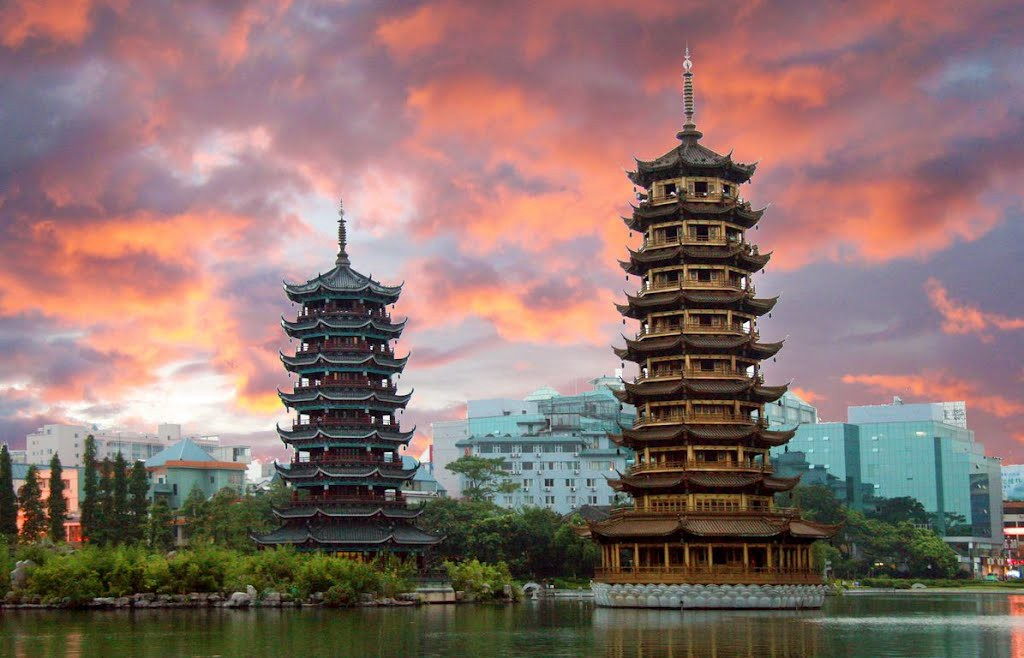 Image result for xi'an china
