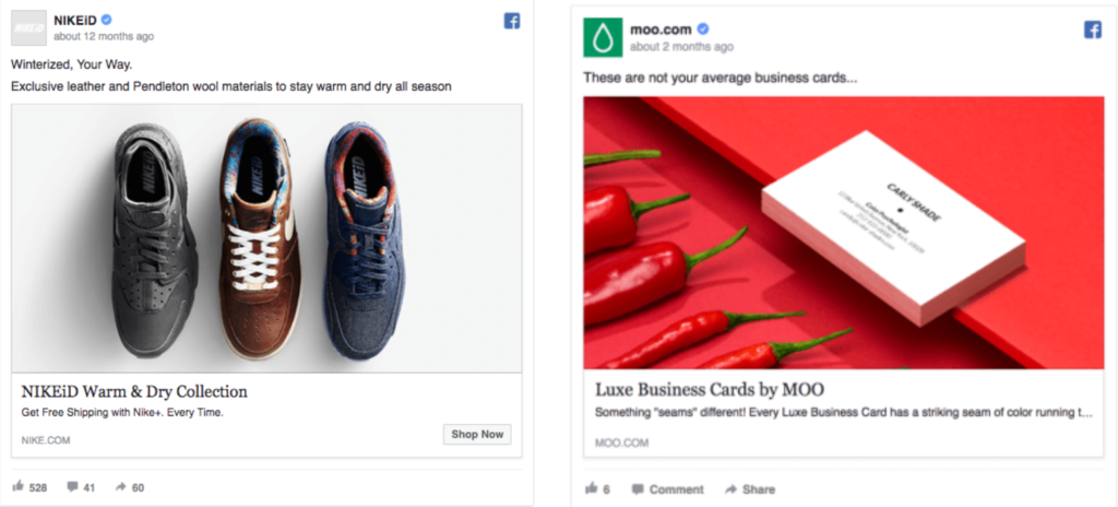 Facebook advertising for conversational commerce 9