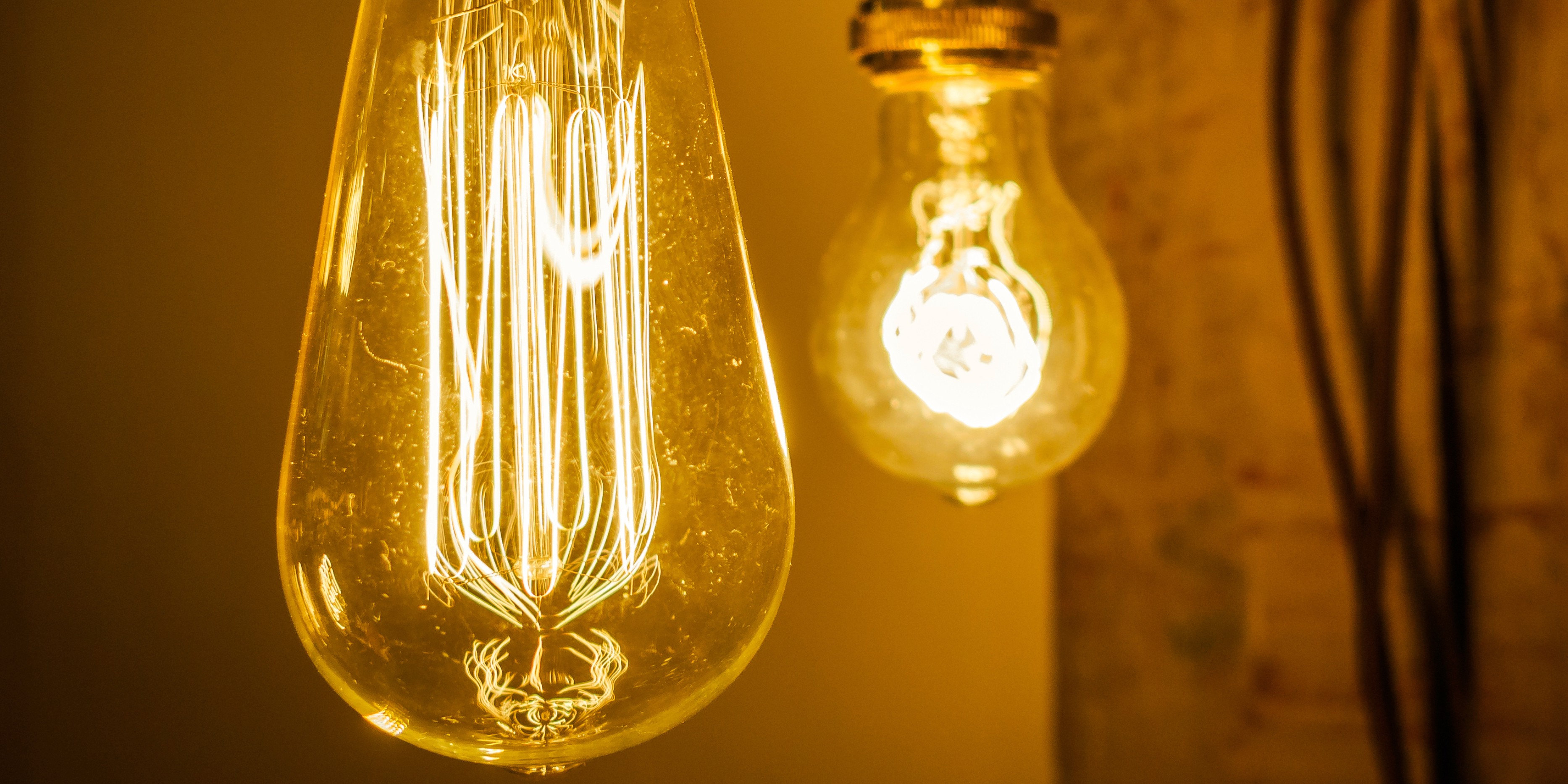 The End of the Edison Bulb Decor Trend & Other Things to