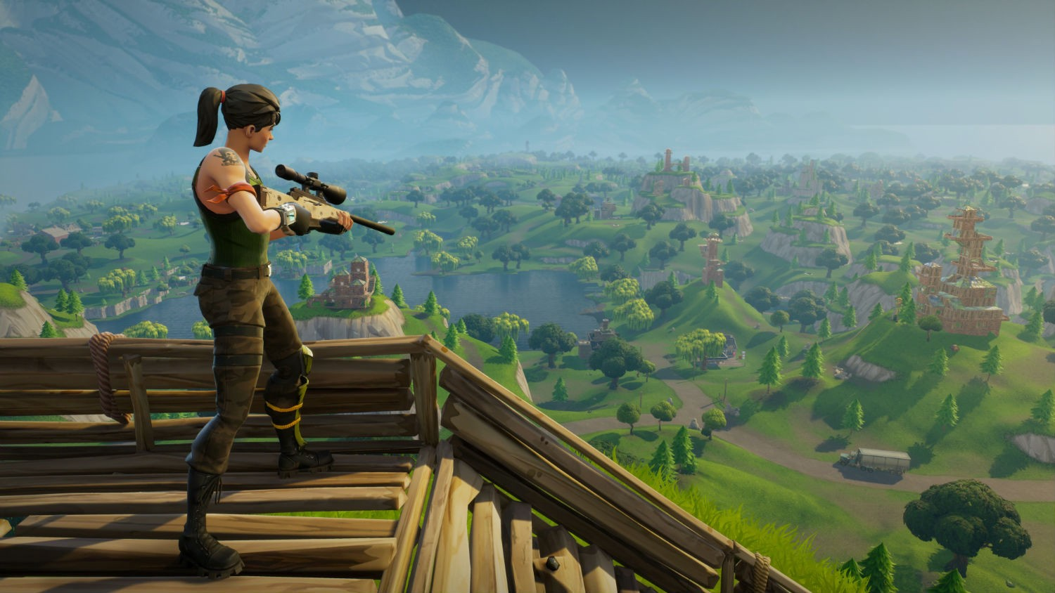 Should You Let Your Kids Play Fortnite Well By Stuart Dredge