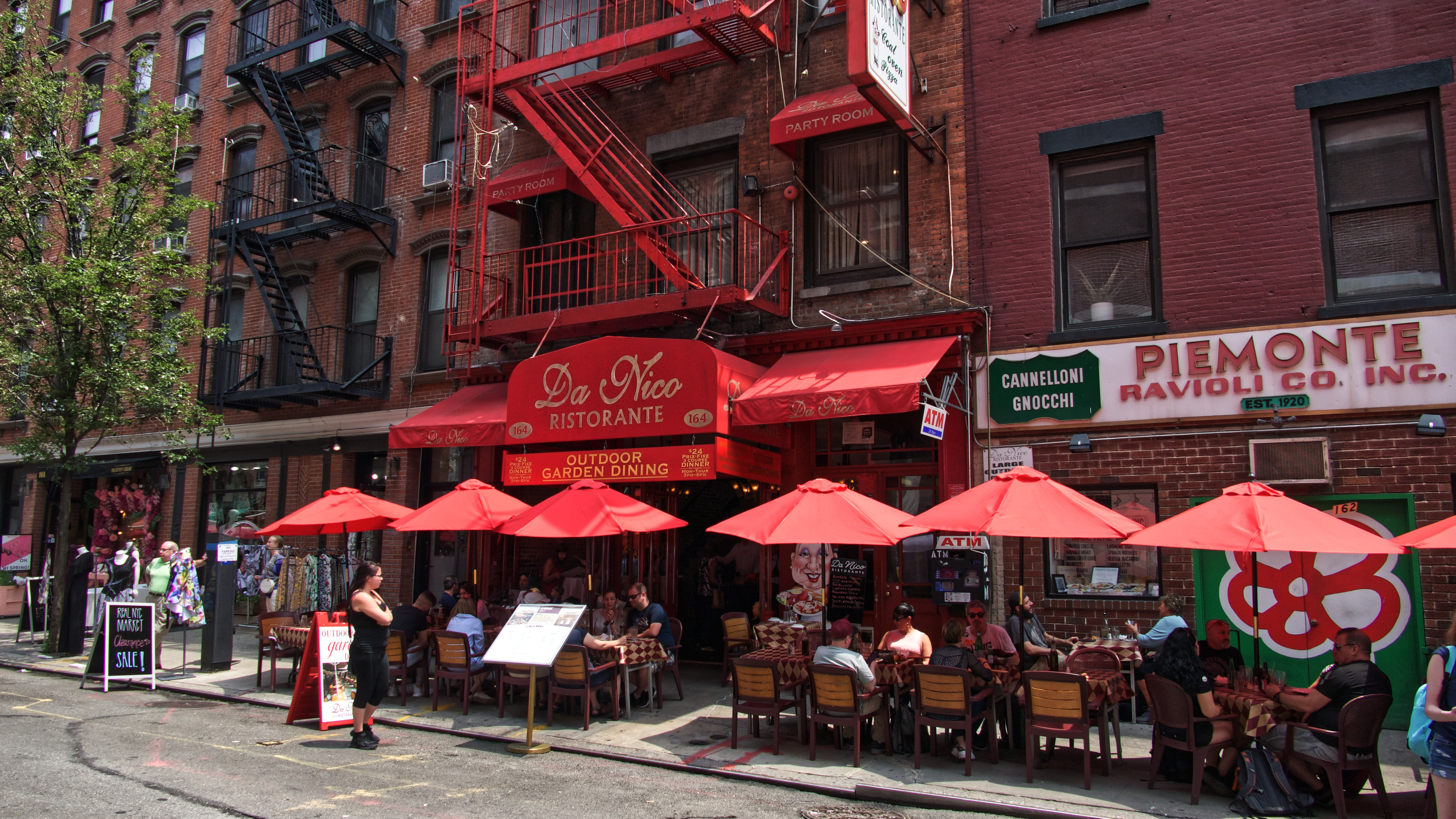 Quartier de Little Italy