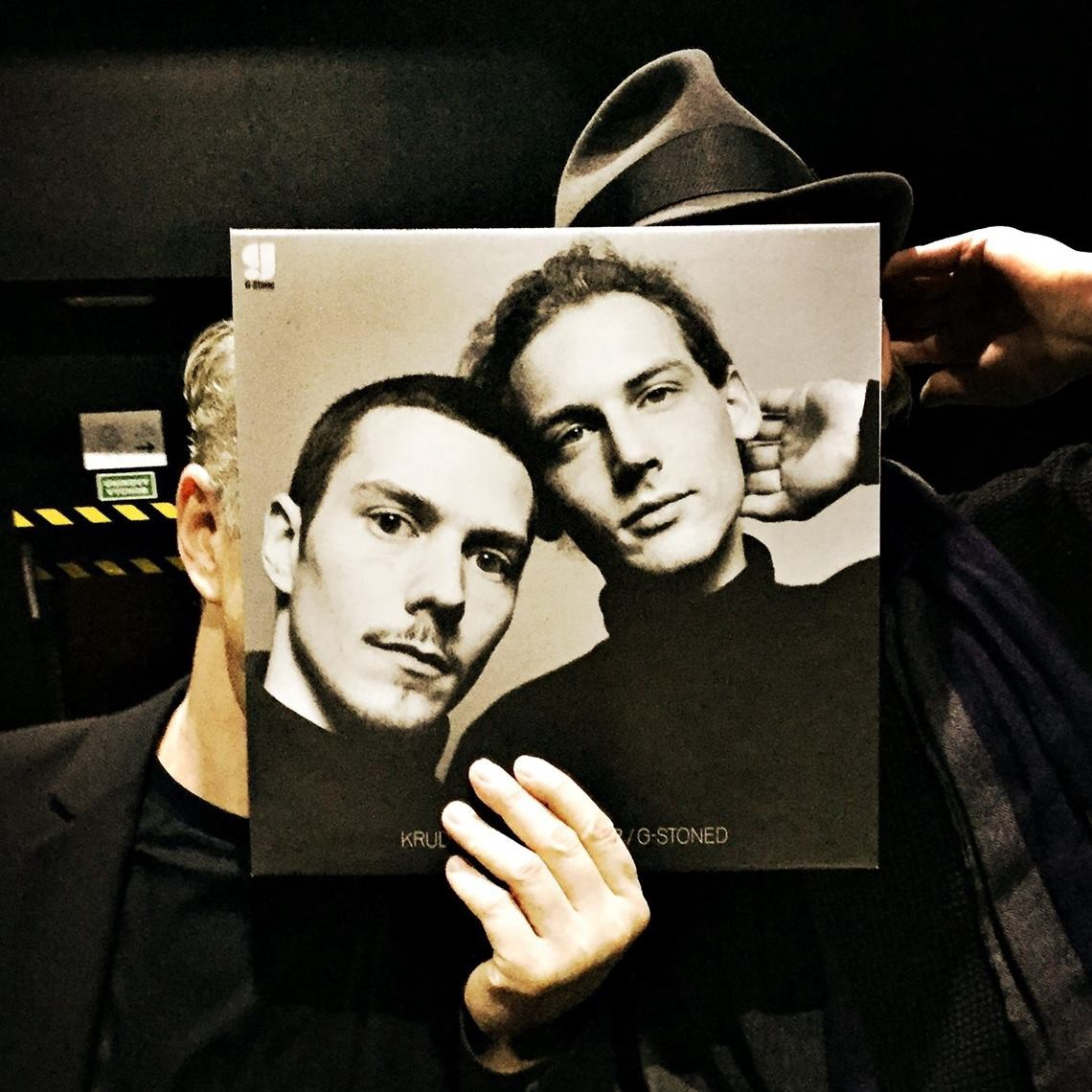 Kruder & Dorfmeister — G-Stoned. Story behind first release and creation of eponymous label | by George Palladev | 12edit | Medium