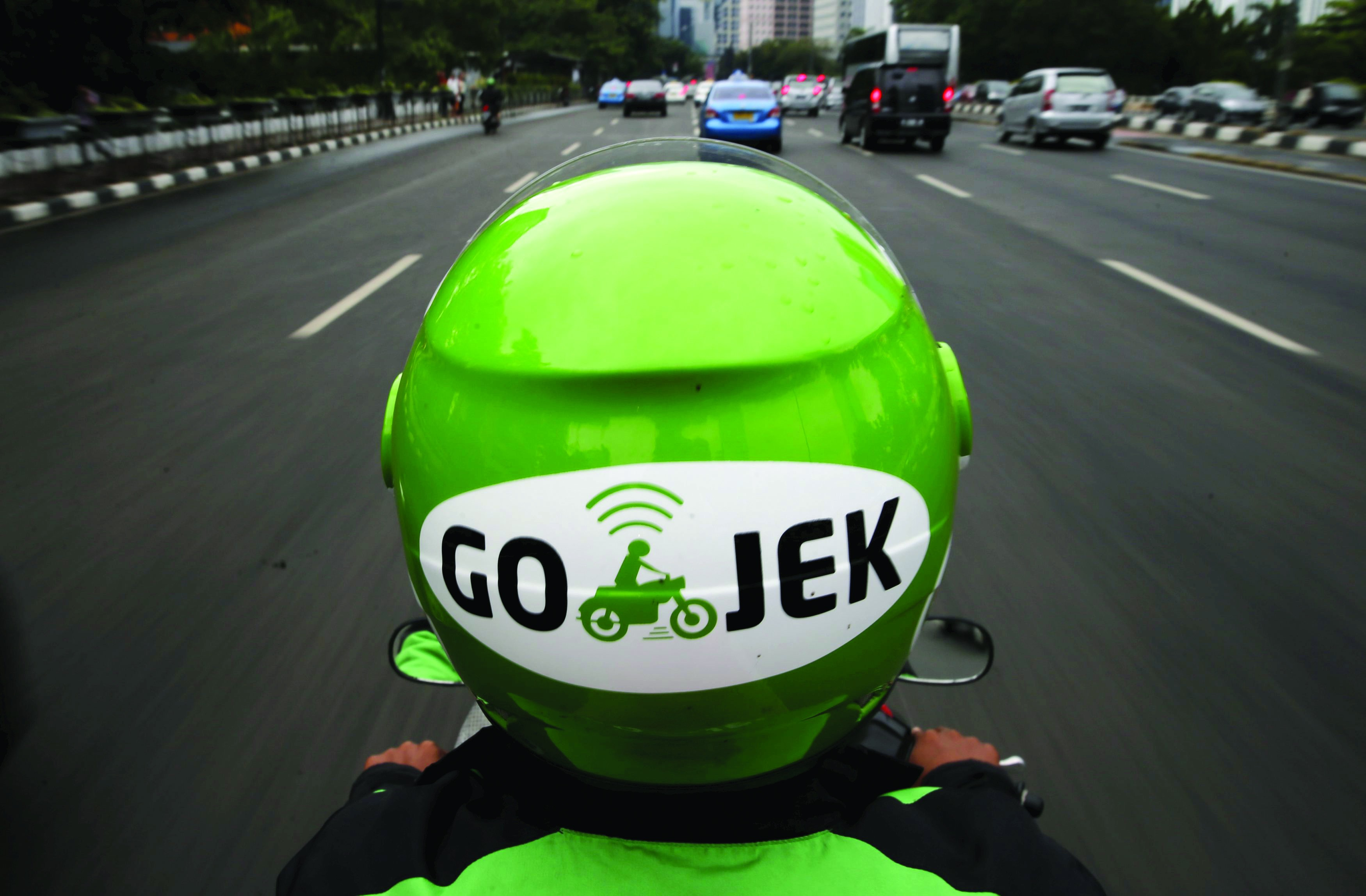 Image result for gojek driver