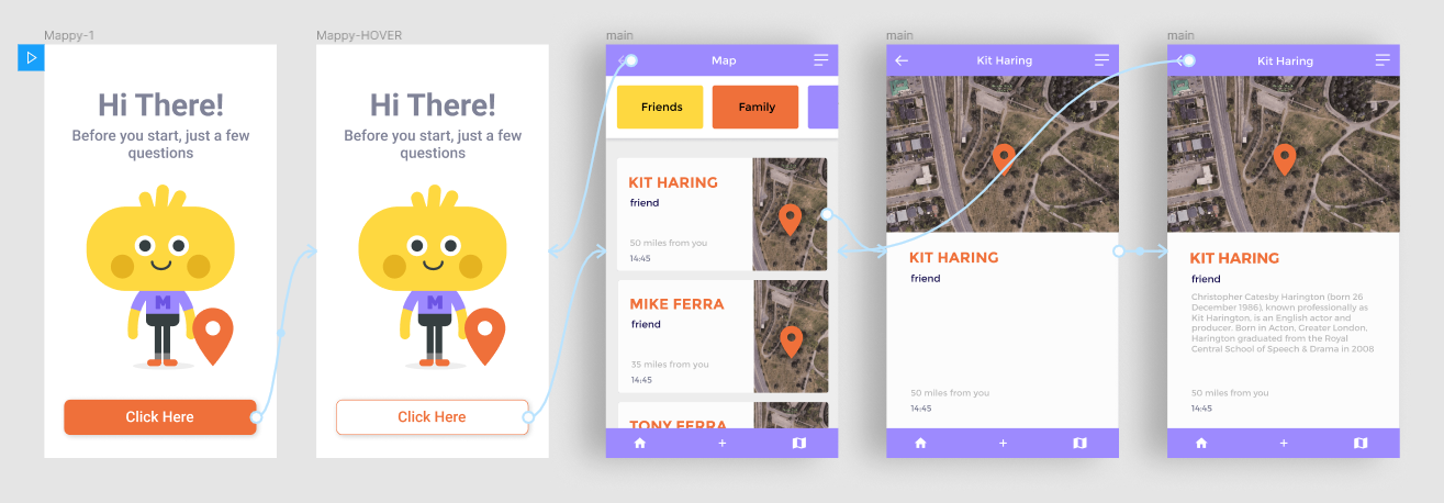 Figma: 5 ways to add animation to your designs - UX Collective