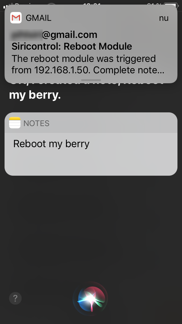 Let Siri Control Your Raspberry Pi - Coinmonks - Medium