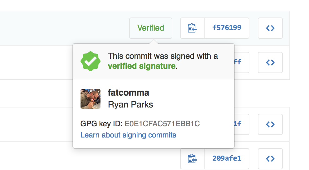 Sign your commits on GitHub with GPG - Timmy - Medium