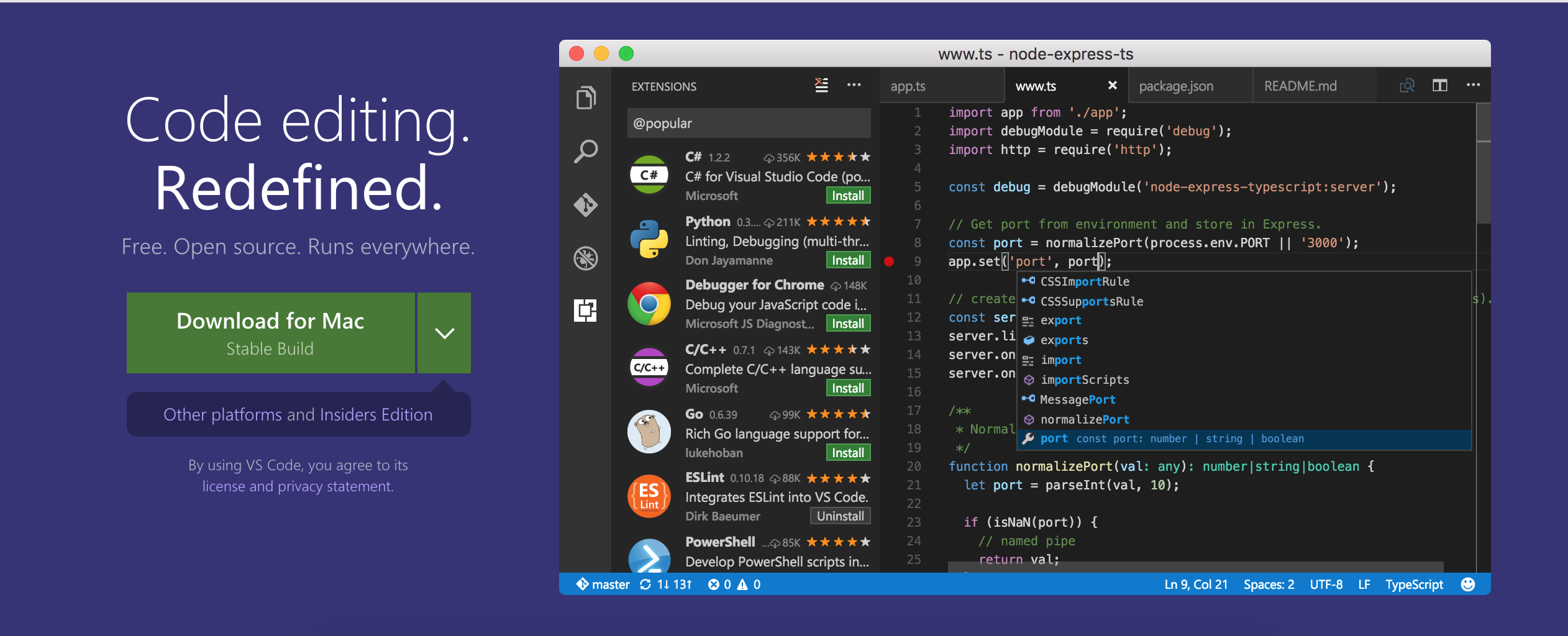 Setting up Jupyter Notebook on Visual Studio Code for Data
