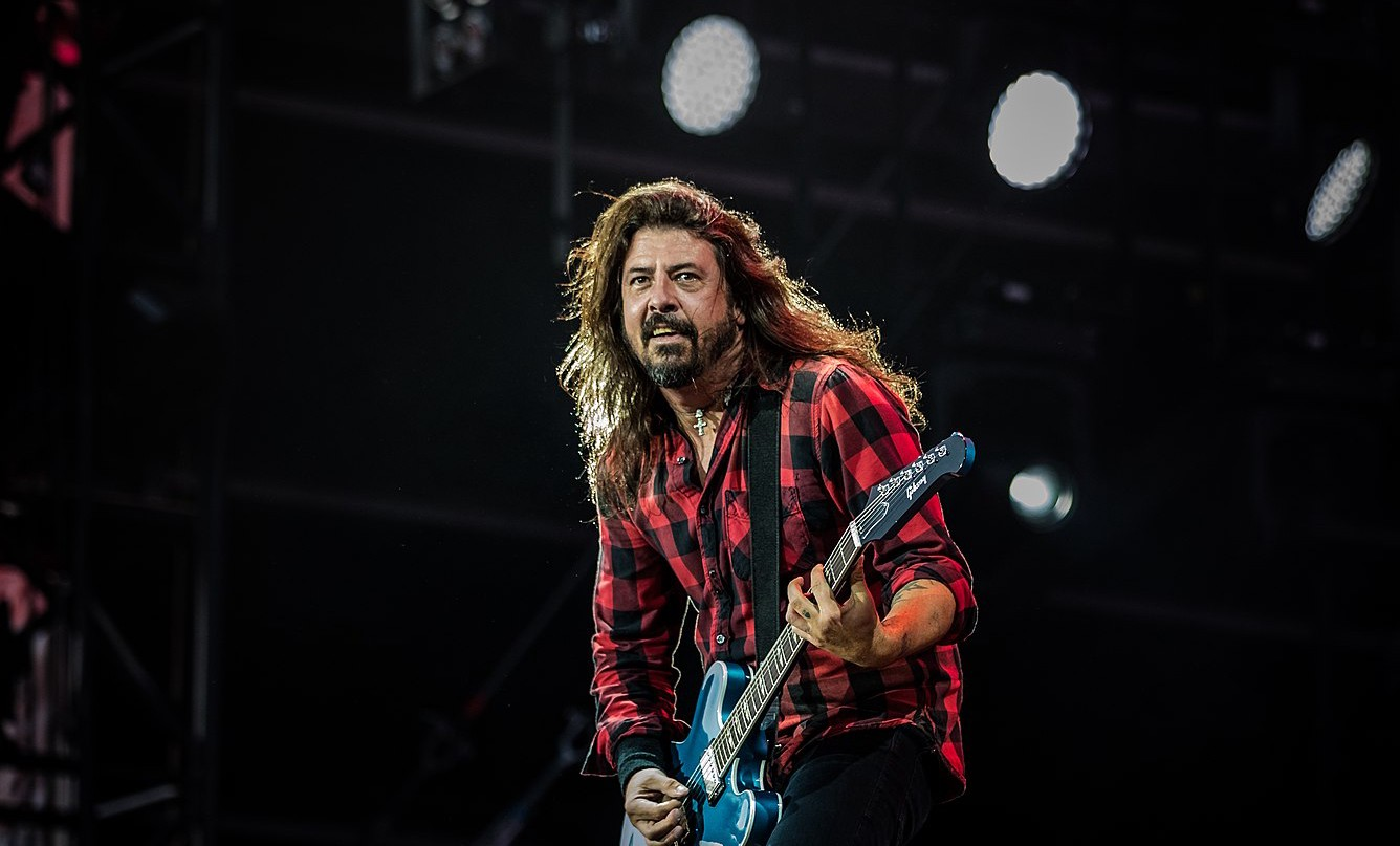 5 Lessons In Creativity From Dave Grohl Marc Janssens Medium