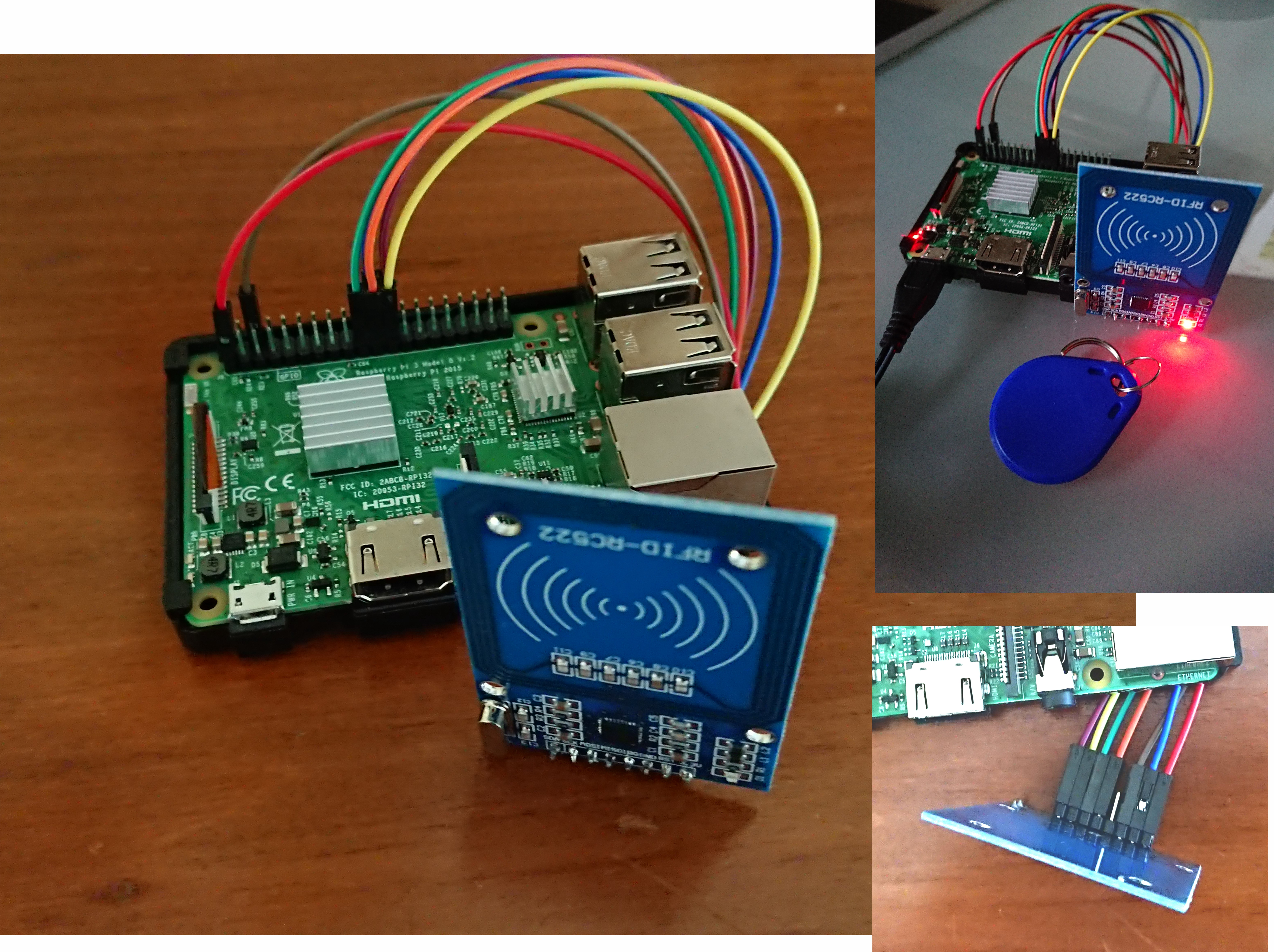 For beginners: How to set up a Raspberry Pi RFID RC522
