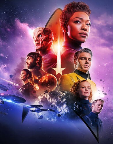 Star Trek Discovery season 3 cast