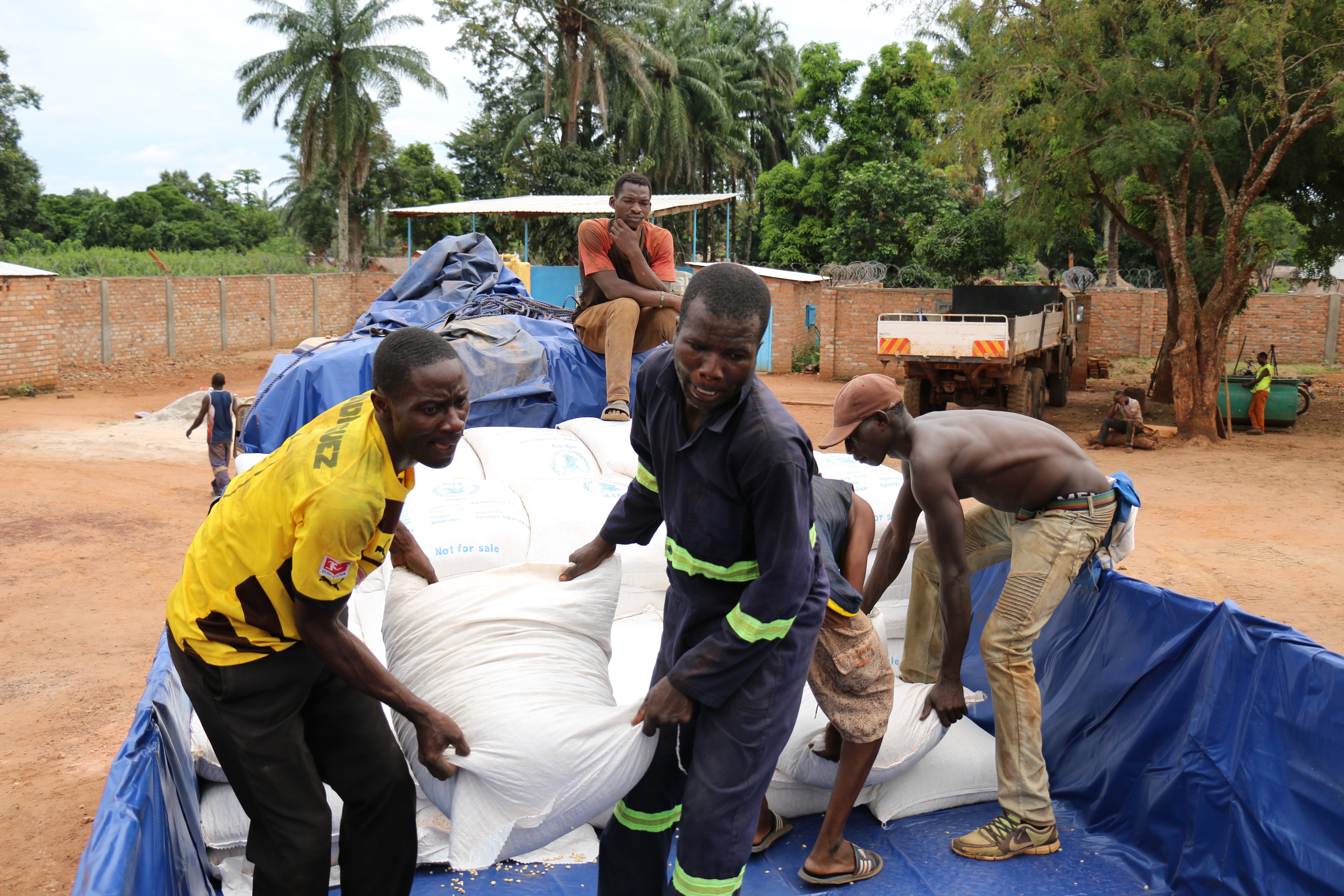 Kampala to Obo: The Corridor of Hope for the Central African