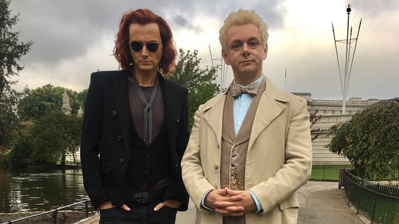 The Unfortunate Queerbaiting In Good Omens Alex Mell Taylor Medium