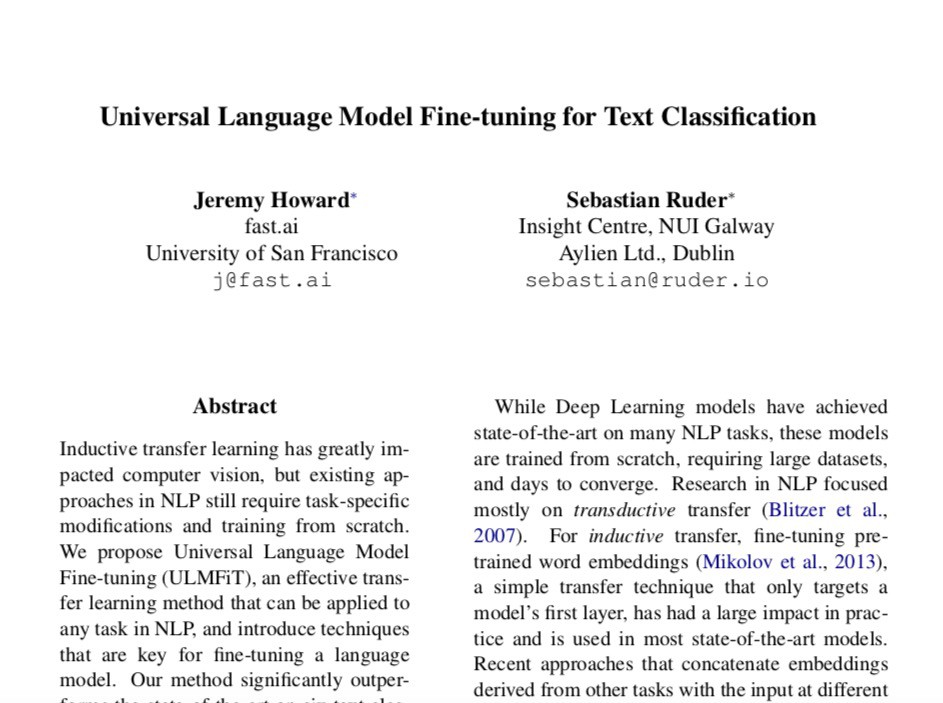 Deep Learning with Python and fast ai, Part 2: NLP