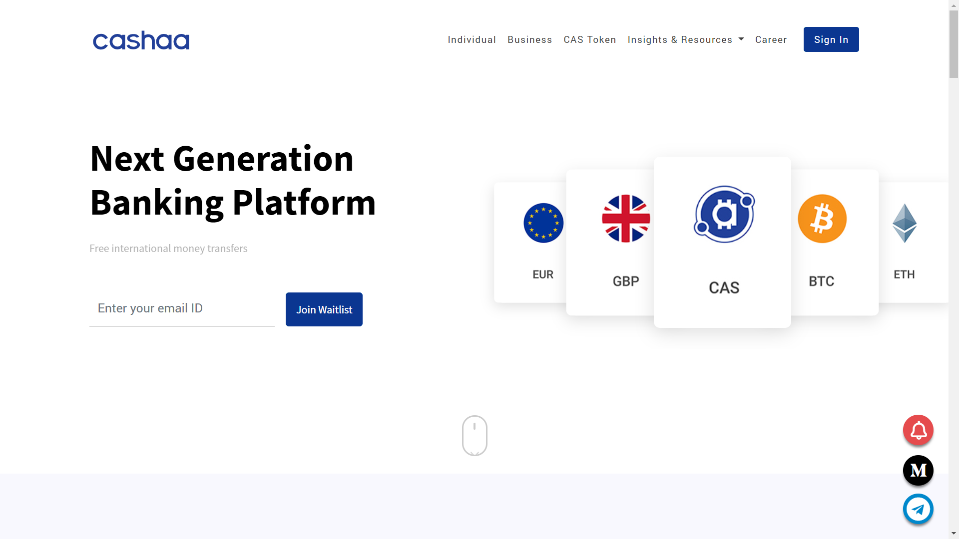 Cashaa's history… for real Bitcoiners only! - Good Audience
