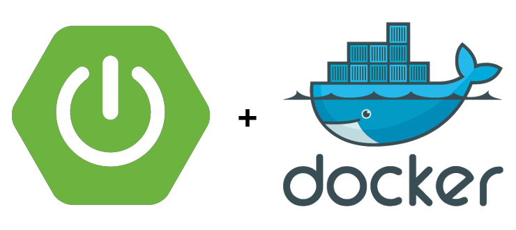 Image result for Docker and Spring boot image
