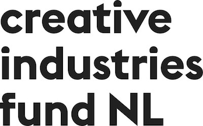 We thank the Dutch Creative Industries Fund for their support.
