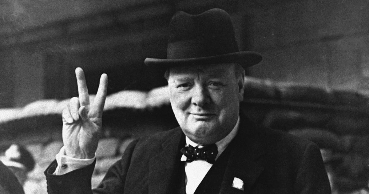 Image result for winston churchill stylized