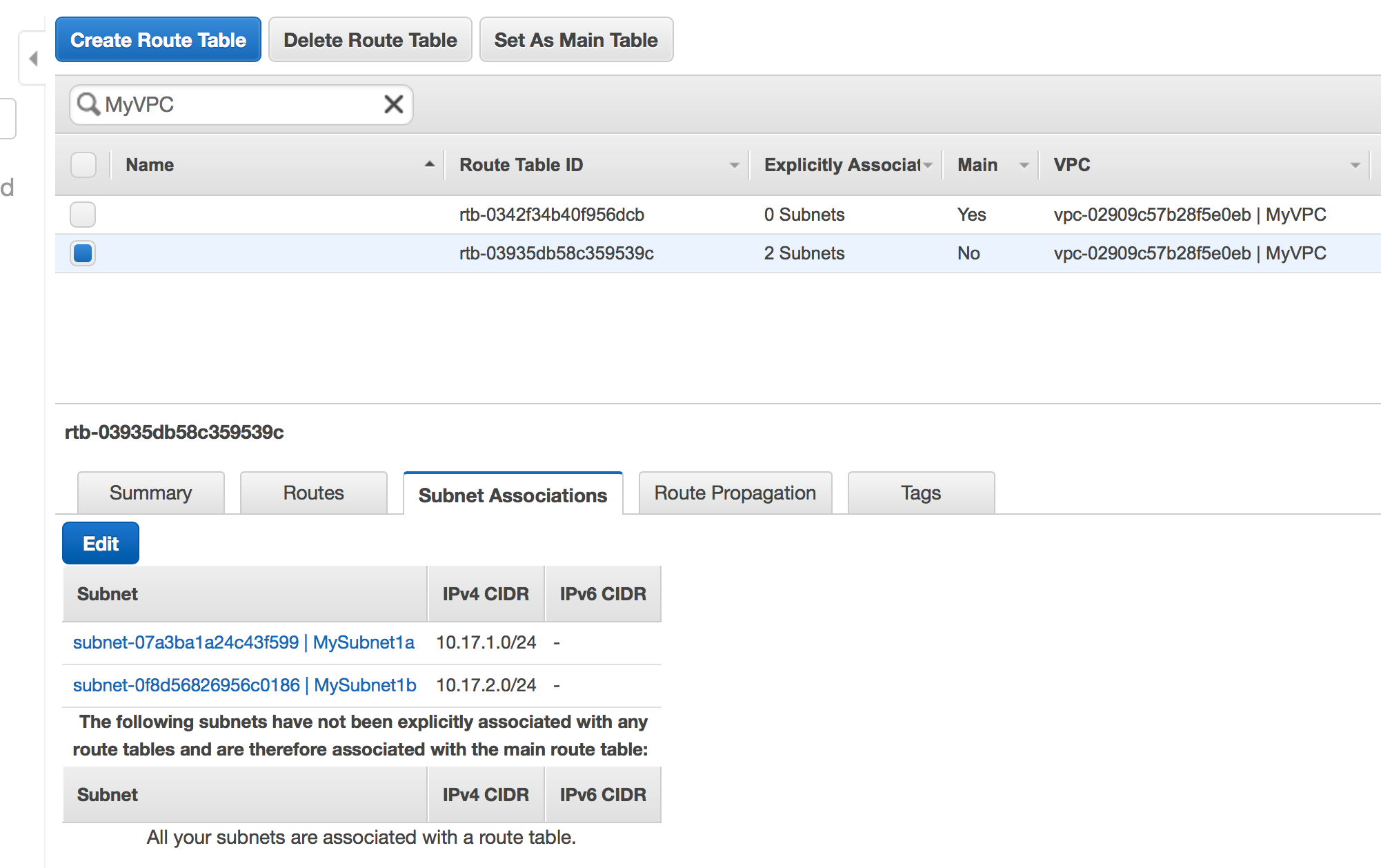 CloudFormation managed by CodeCommit and Code Pipeline demo