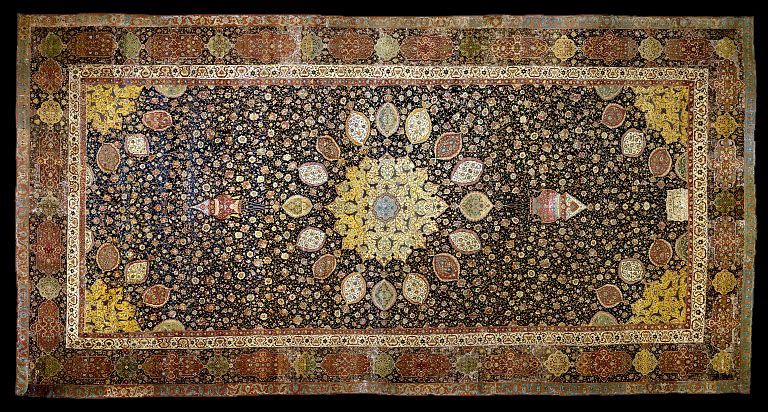 A History Of Carpets And The Carpet