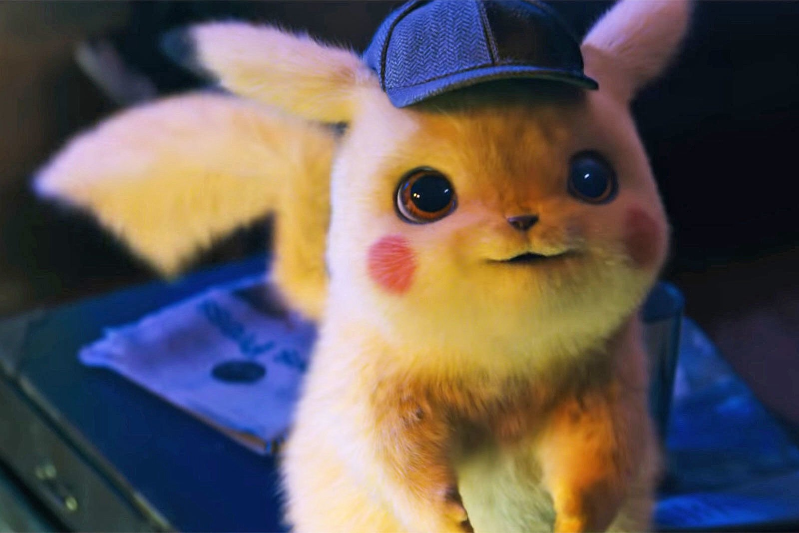 Gotta Catch Em All A Detective Pikachu Review By Joshua Beck