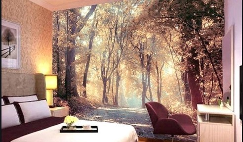 How Can You Change Look Of The Home Using Wallpaper