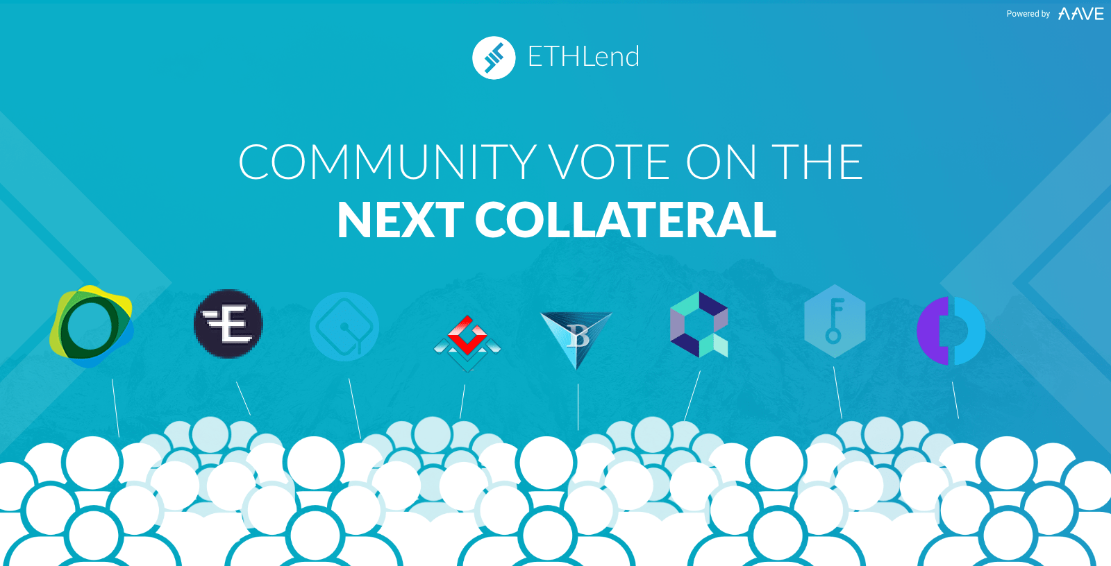 Community Vote on Next Collateral Token — Round IV - Aave