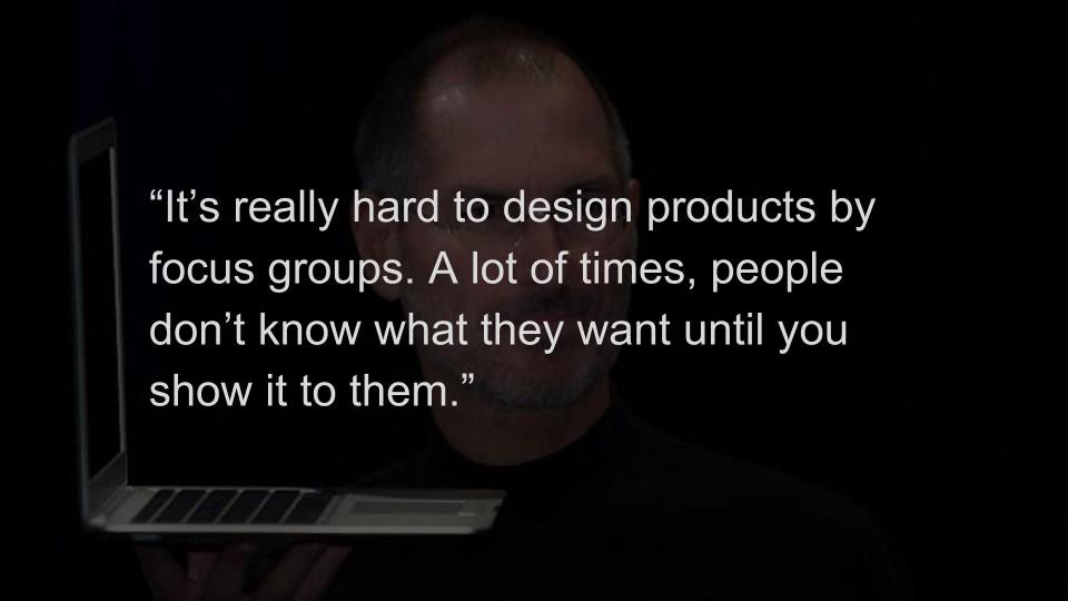 Image result for Steve jobs quotes great products